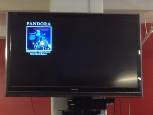 Pandora station for poker night